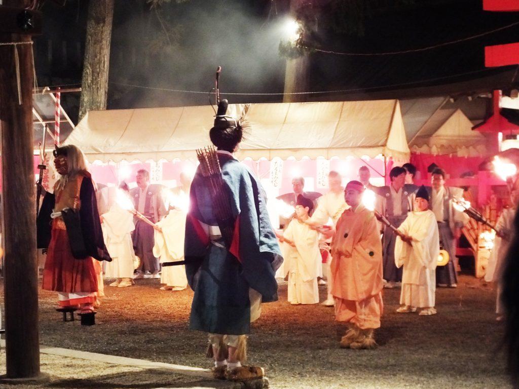 the beginning of the tsuinashiki