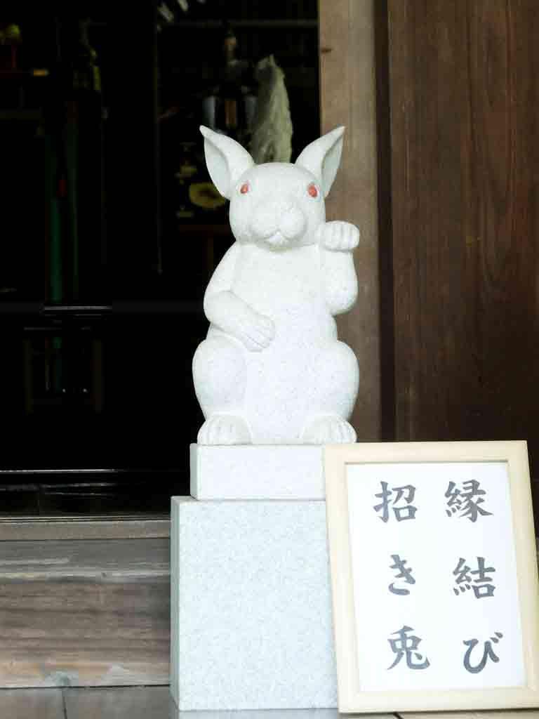 two beckoning rabbits2