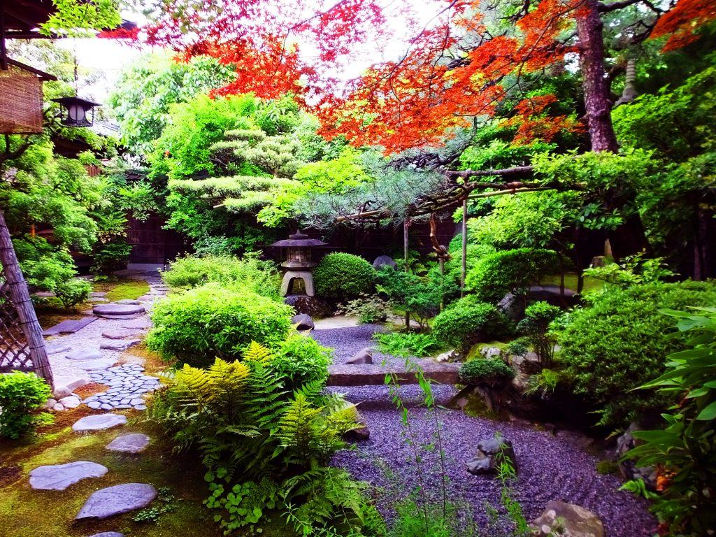 the refined garden