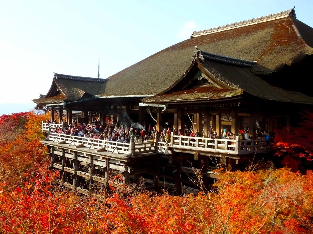 The Stage of Kiyomizu