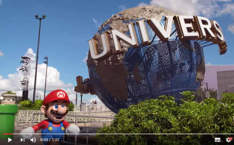 Super Nintendo World in USJ
