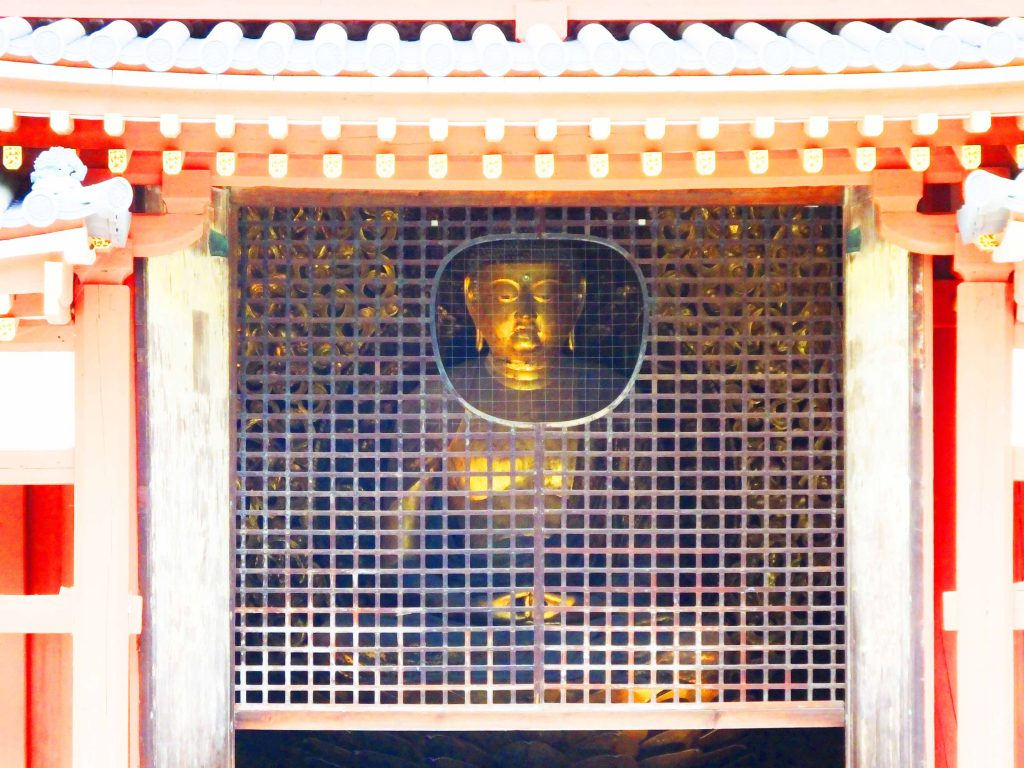 Amitabha in Phoenix Hall