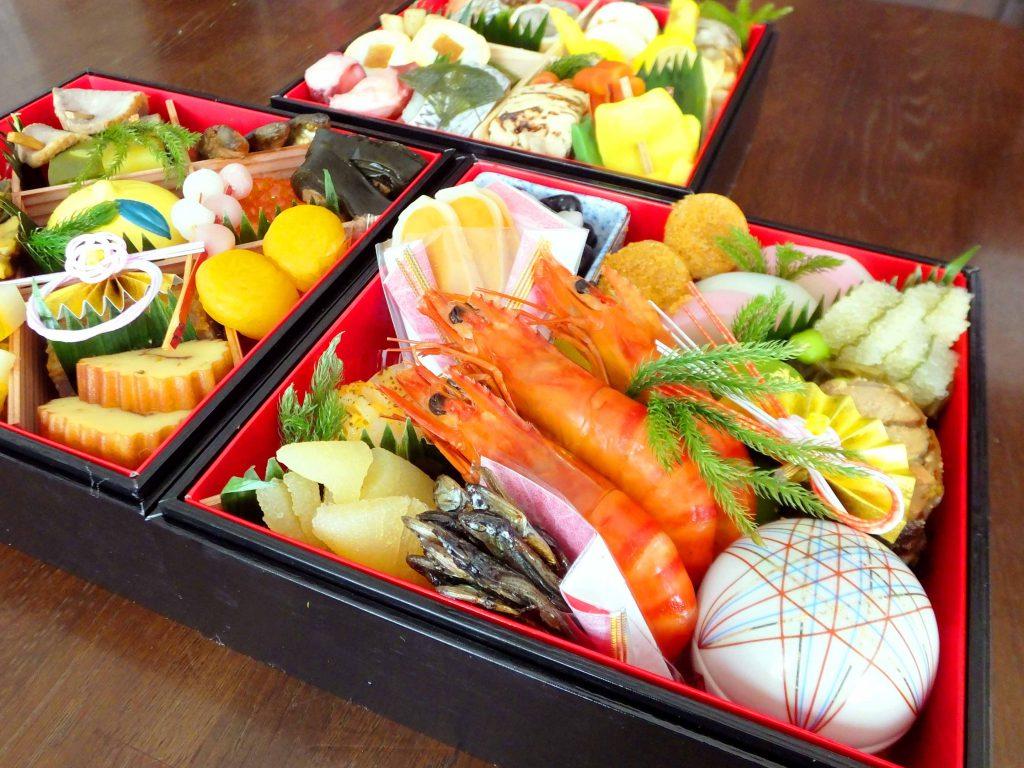 osechi-ryori