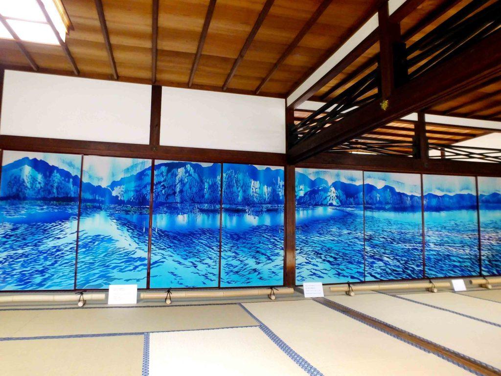 the fusuma paintings1