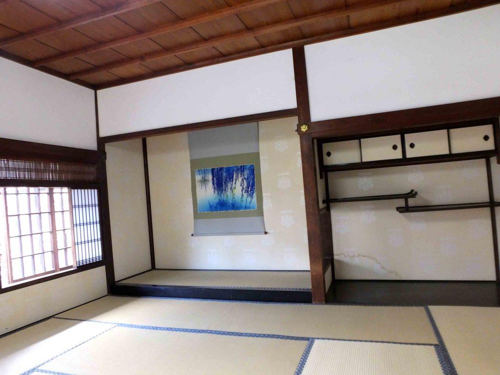 the fusuma paintings2