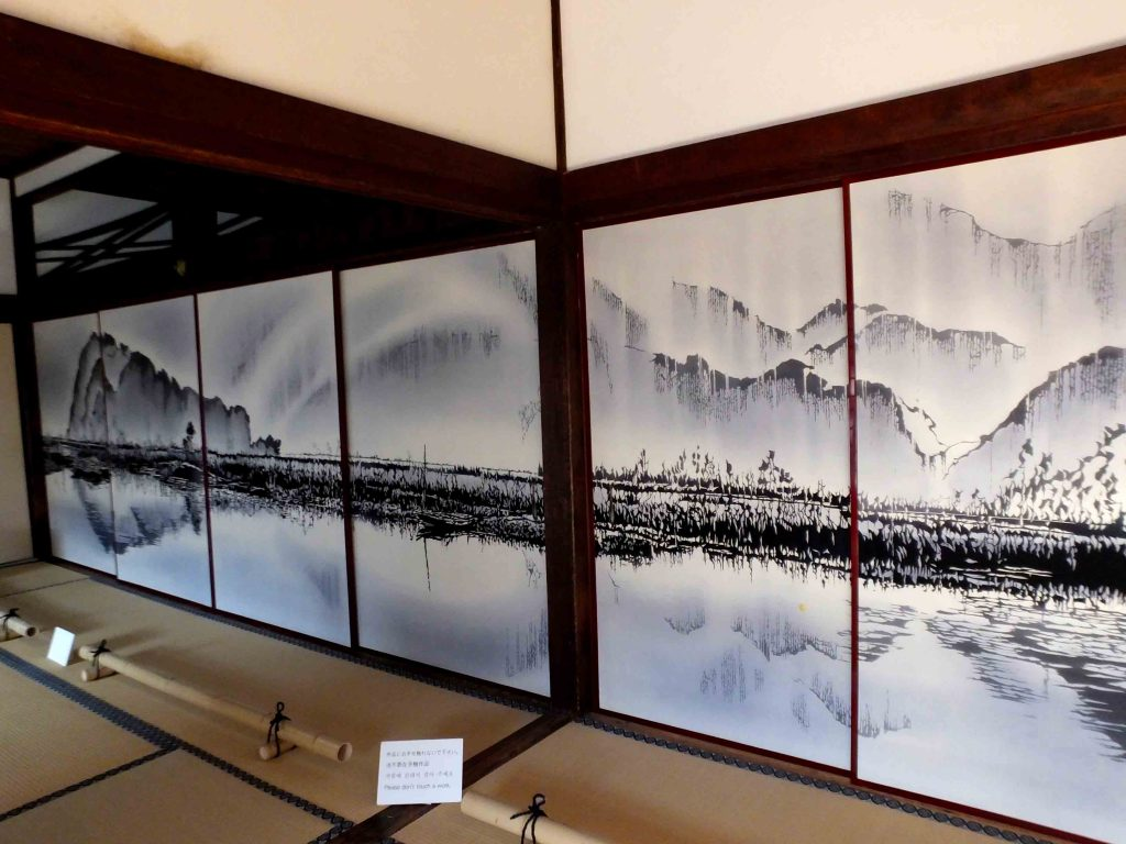 the fusuma paintings3