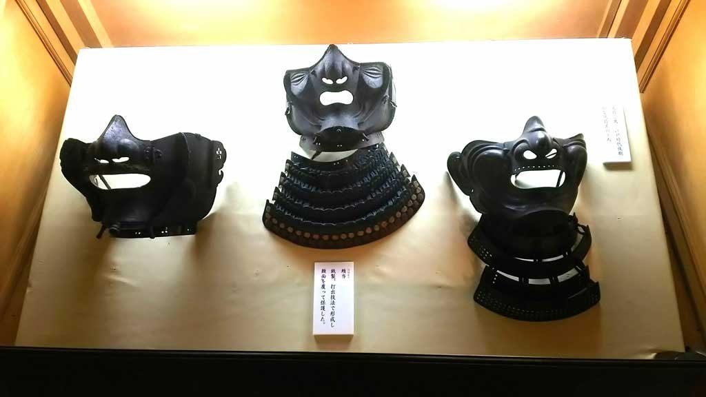 various treasures in Homotsu-den2