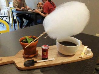 Kumo-shita Coffee 1-2