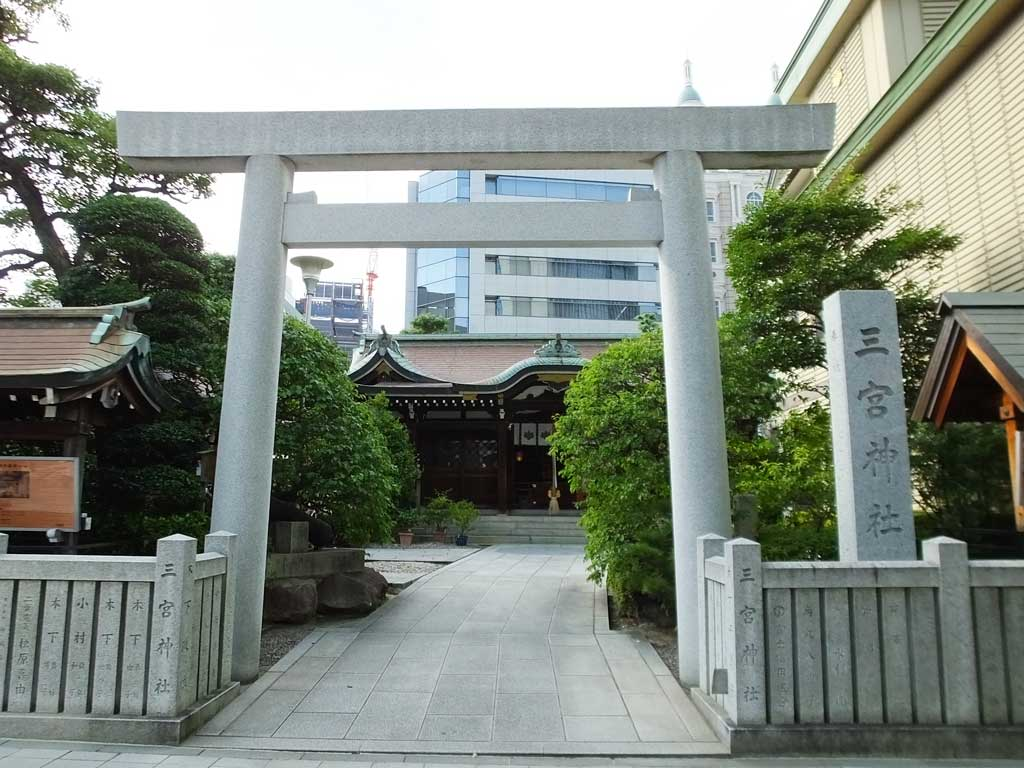 Sannomiya Shrine