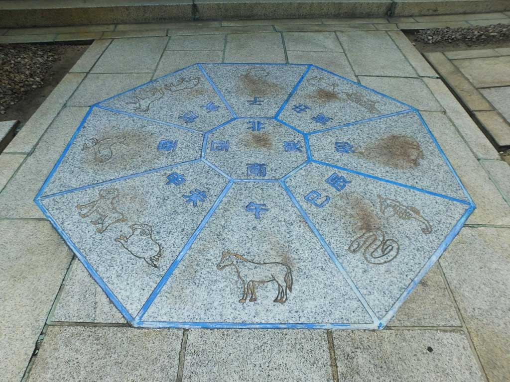 the zodiac chart