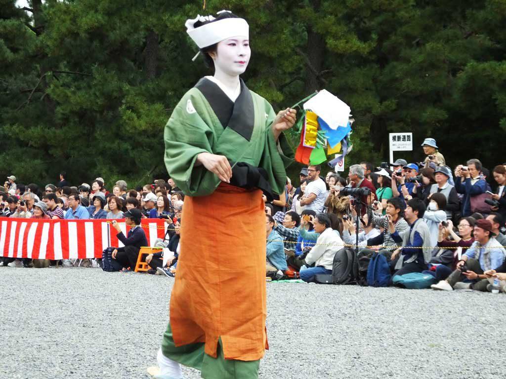 Kajiko Gion (Okaji)