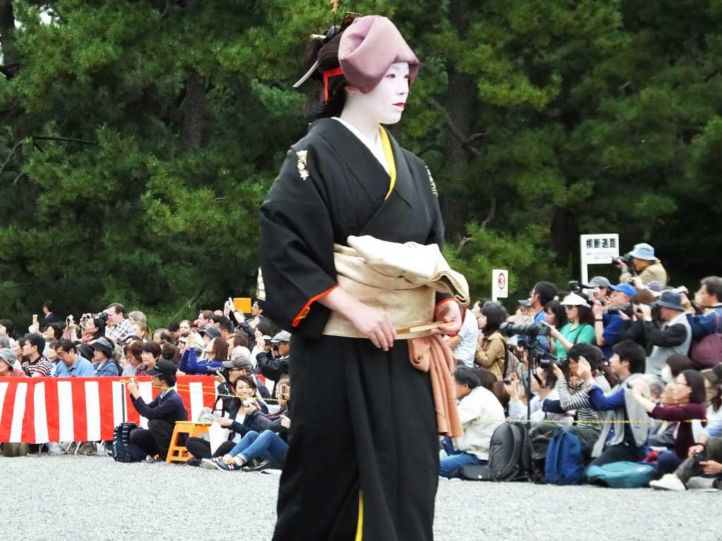 Kuranosuke Nakamura's wife