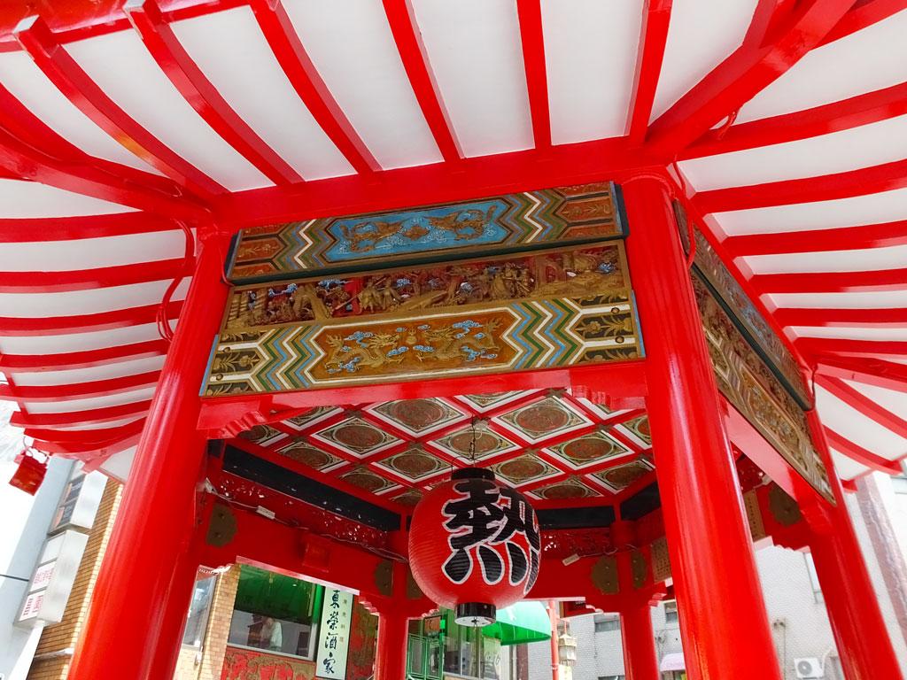 Nankin-machi Square and Azumaya there2