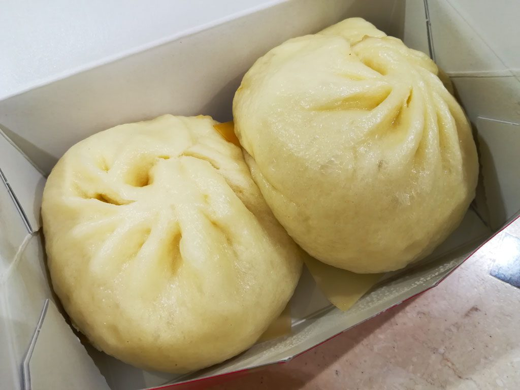 the pork buns