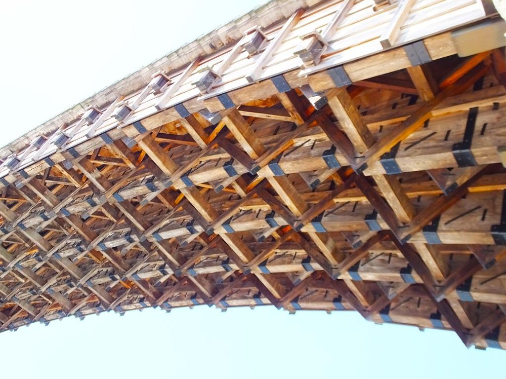 Kintai Bridge 2