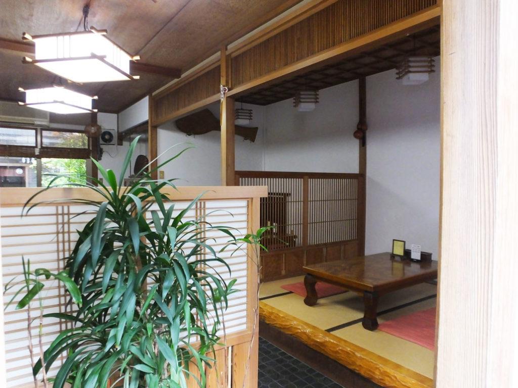 inside Fujitaya