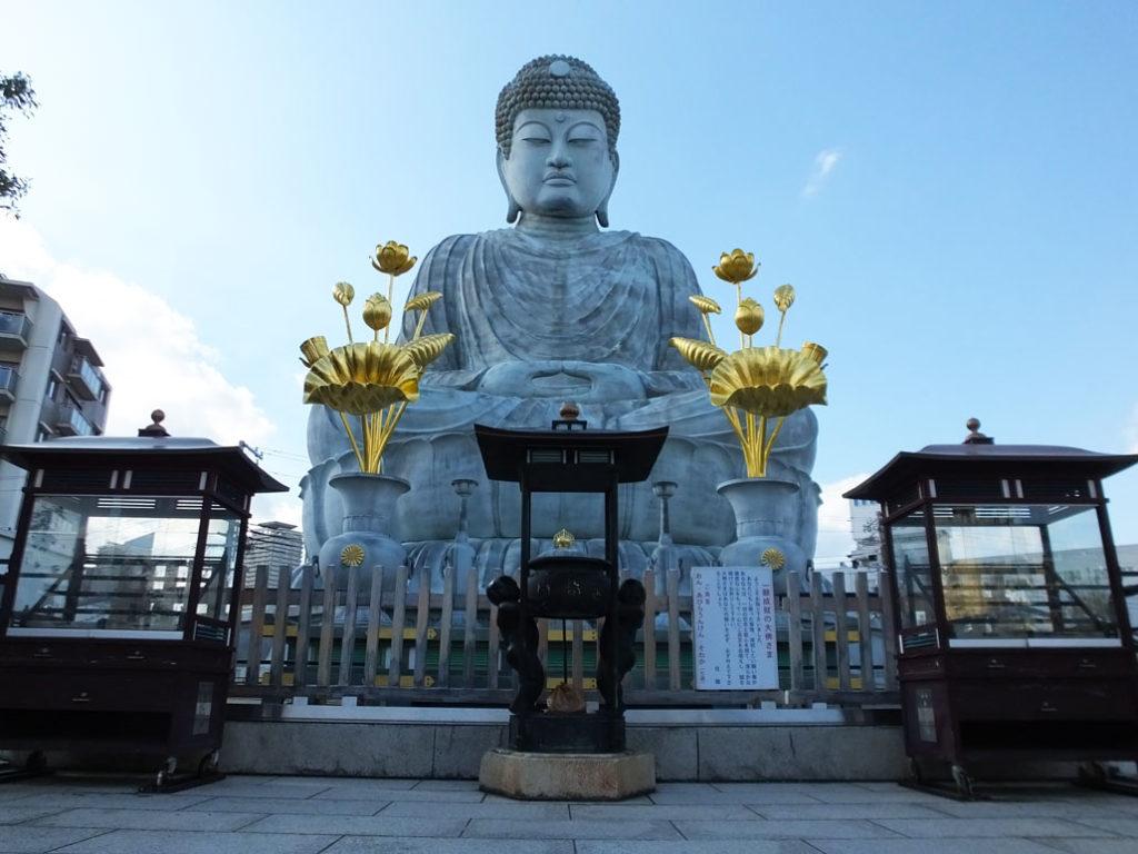 Hyogo Daibutsu (in Nofukuji Temple, Kobe) - Find Your Japan