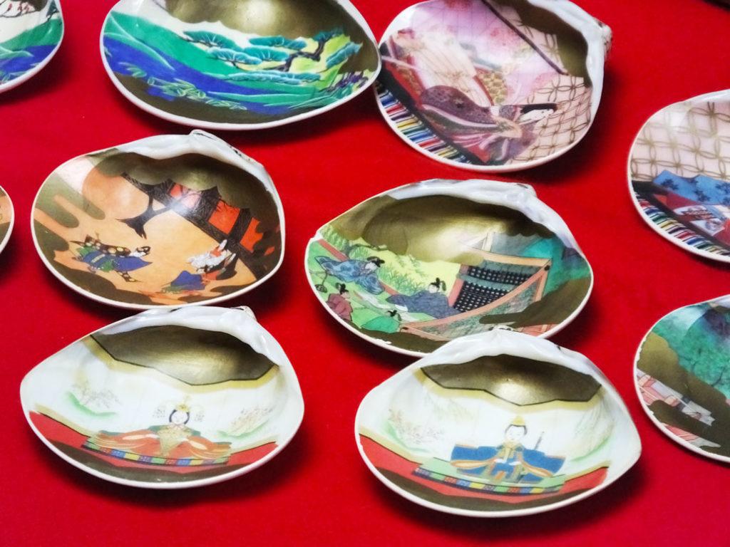 inside the shells